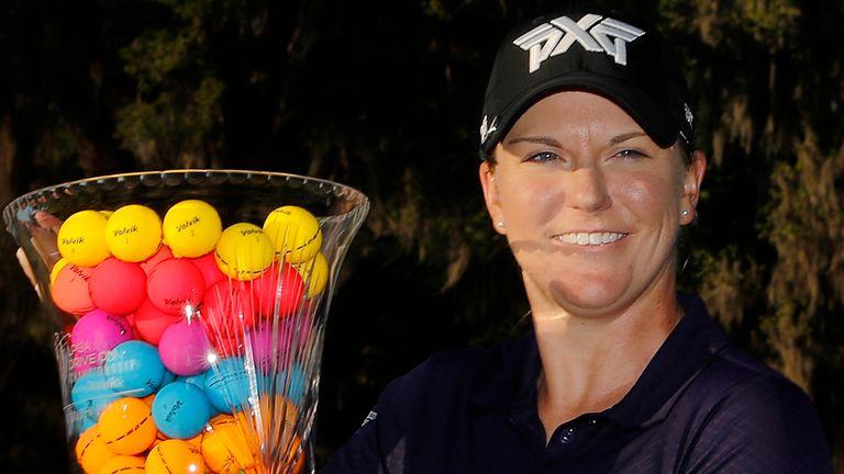 Austin Ernst missed the cut in her last start at the Gainbridge LPGA