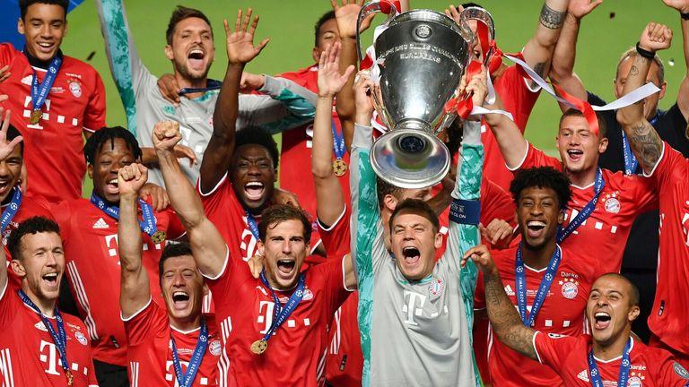 Bayern Munich Sky Sports Football