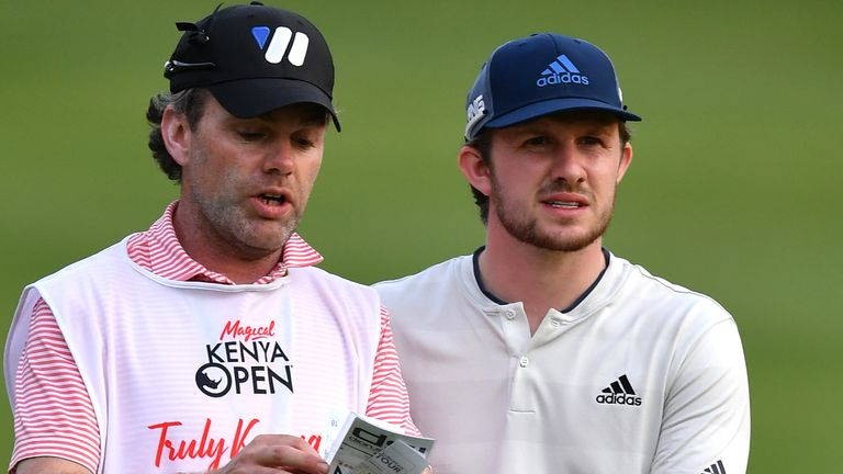 Connor Syme is looking for his maiden European Tour victory