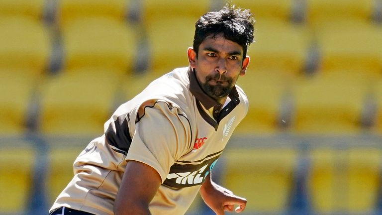 Ish Sodhi demolished the Bangladesh batting with figures of 4-28