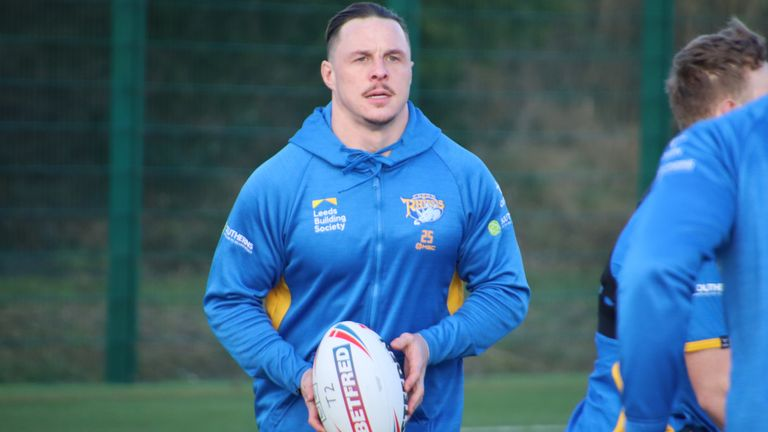 James Donaldson has signed a two-year contract extension with Leeds Rhinos