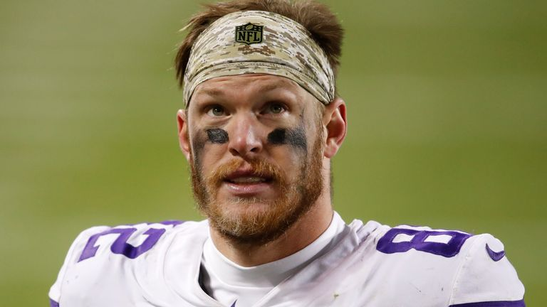 Kyle Rudolph: Minnesota Vikings post tight end two seasons after four-year, $ 36 million contract |  NFL News