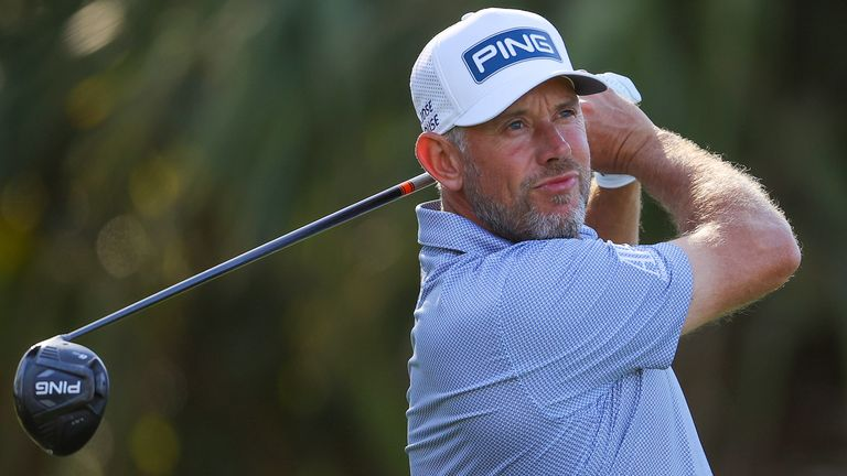Lee Westwood leads by one after 36 holes at The Players Championship