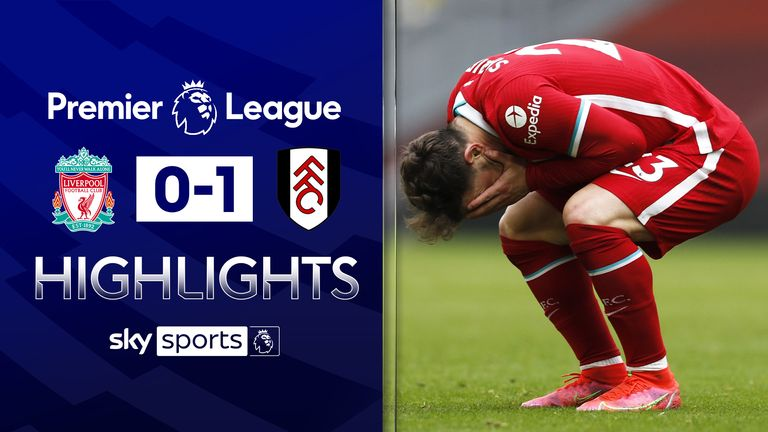 FREE TO WATCH: Highlights from Fulham's win over Liverpool in the Premier League