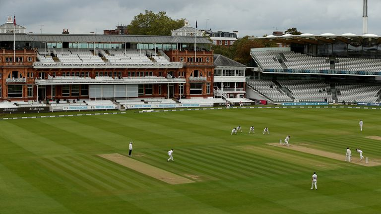 Plans for Lord's to host the match have been scrapped