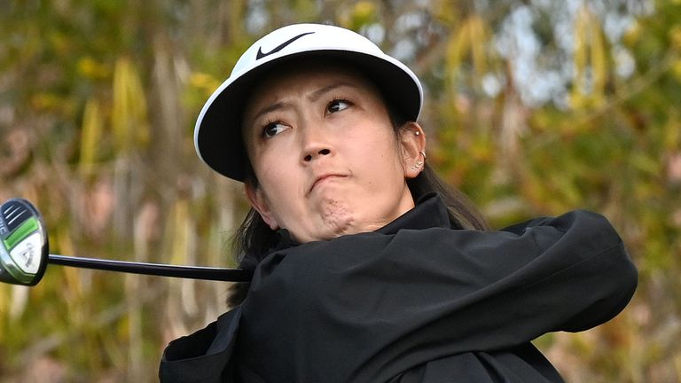 Wie has not played competitively for almost two years