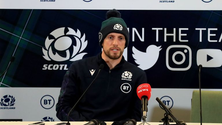 Mike Blair has called on Scotland to turn good performances into results