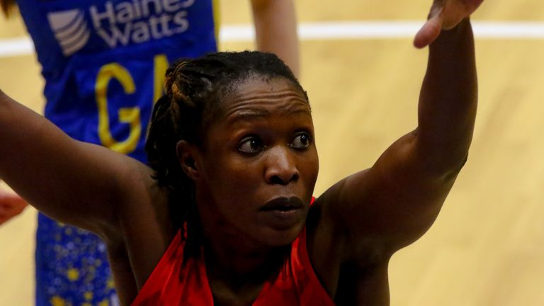 Towera Vinkhumbo has been exceptional since grasping a late opportunity to play for Sirens this season (Image Credit - Ben Lumley)