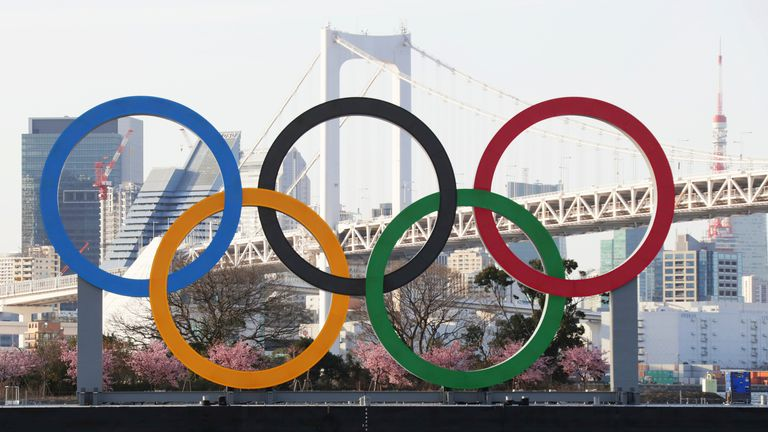 China's Olympic Committee has agreed a supply of Covid-19 vaccines to Olympic and Paralympic athletes in some countries