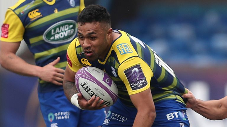 Cardiff and Wales centre Willis Halaholo has turned his life around, playing his part in securing the Triple Crown