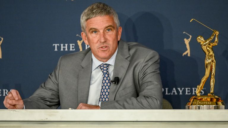 PGA Tour commissioner Jay Monahan has announced significant changes to next season's schedule