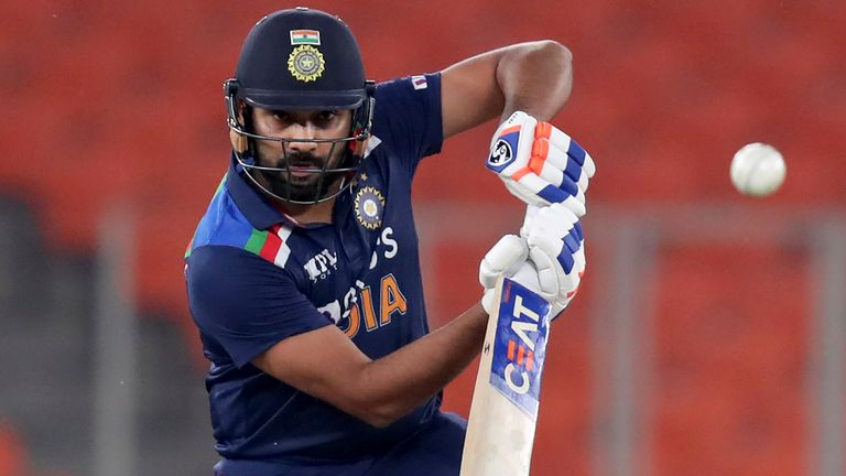Rohit Sharma's ability to find the gaps is something Banton can learn from, says KP