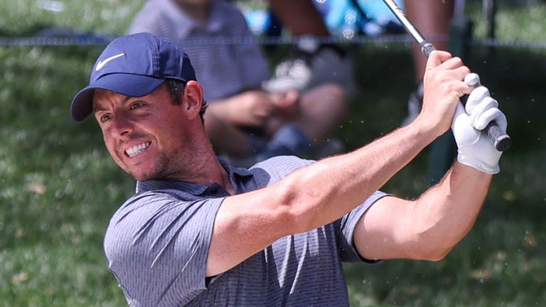 McIlroy is now focused on fixing his swing before the Masters