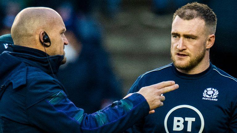 Scotland captain Stuart Hogg returns to full-back for the trip to Paris