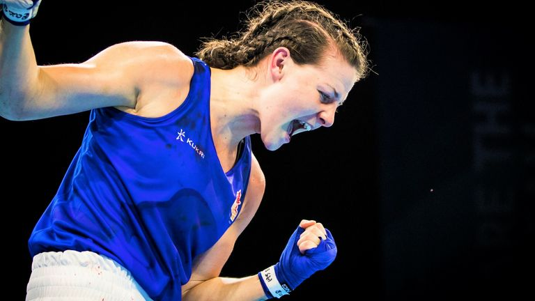 Sandy Ryan promises to be multi-weight world champion when she turns pro this summer |  Boxing News