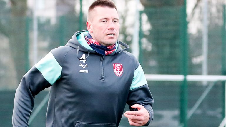 Shaun Kenny-Dowall will lead Hull KR against Castleford on Sunday