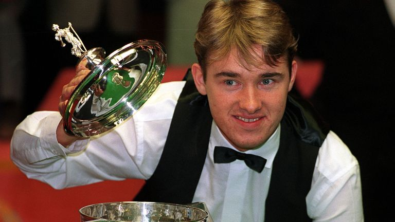 Stephen Hendry has won more world snooker titles than anyone else and has his sights set on a return to The Crucible after making his comeback