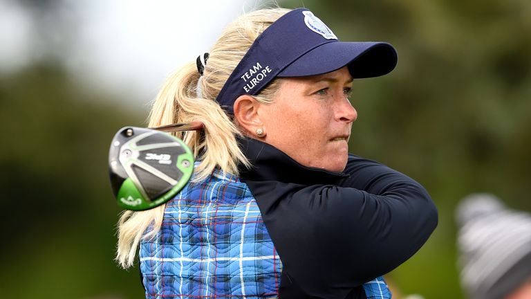 Pettersen, 39, claimed 22 professional wins during her career