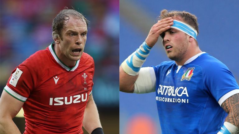 Wales will be looking for a convincing win against Italy