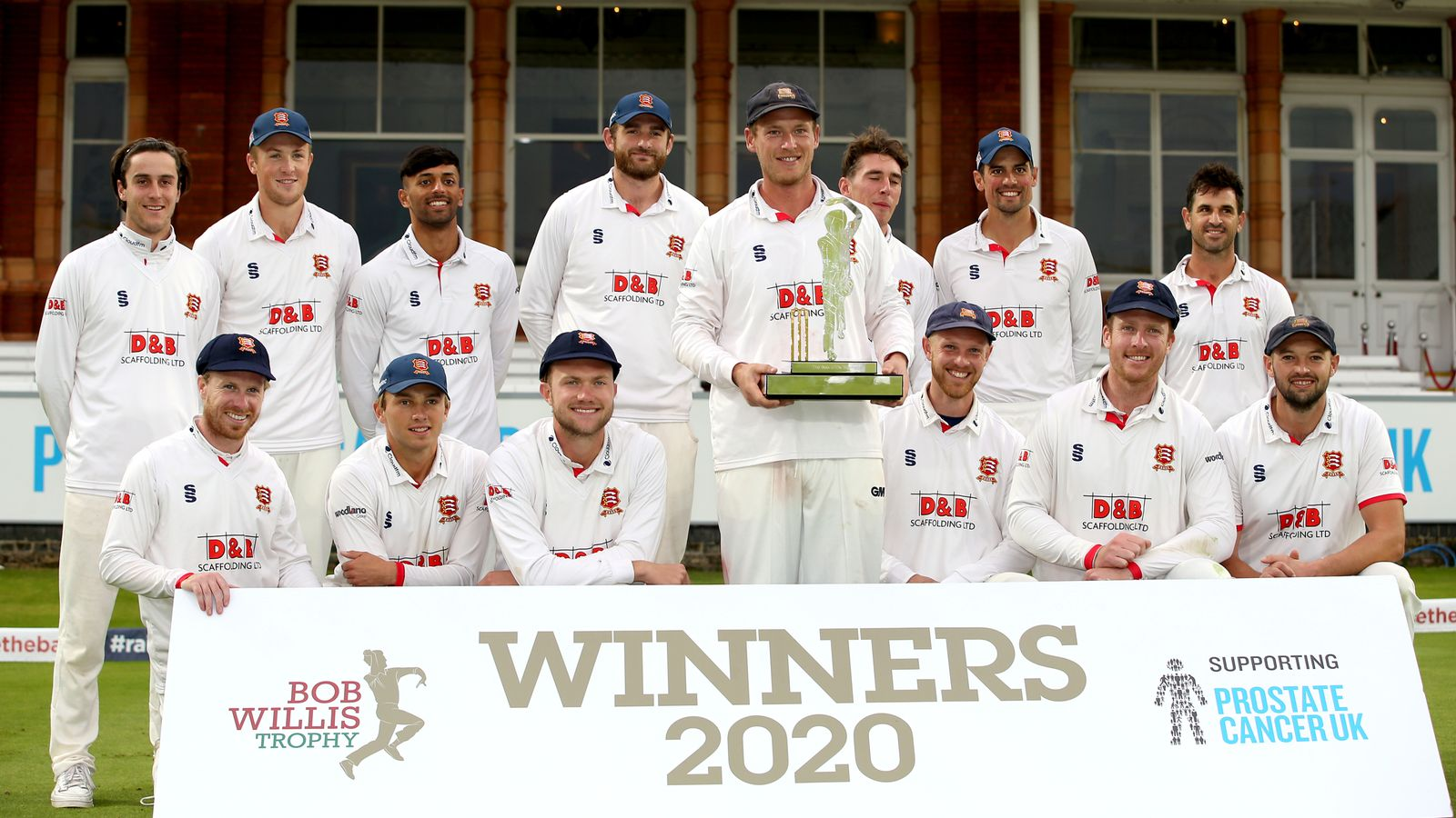 County Championship preview - Group 1: Can Essex make it three title wins in a row?