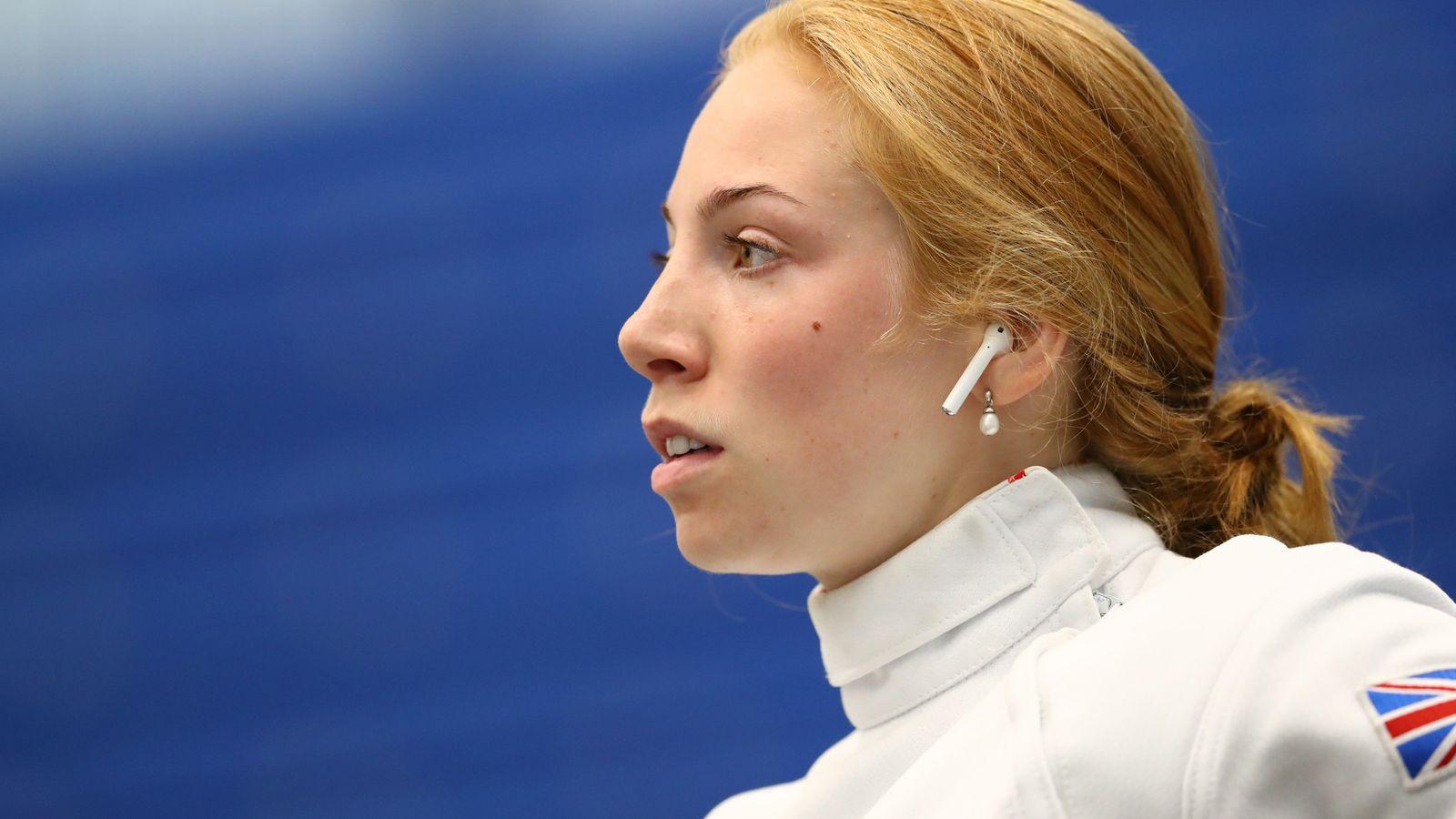 Modern Pentathlon World Cup: Francesca Summers secures silver after battle with Jo Muir