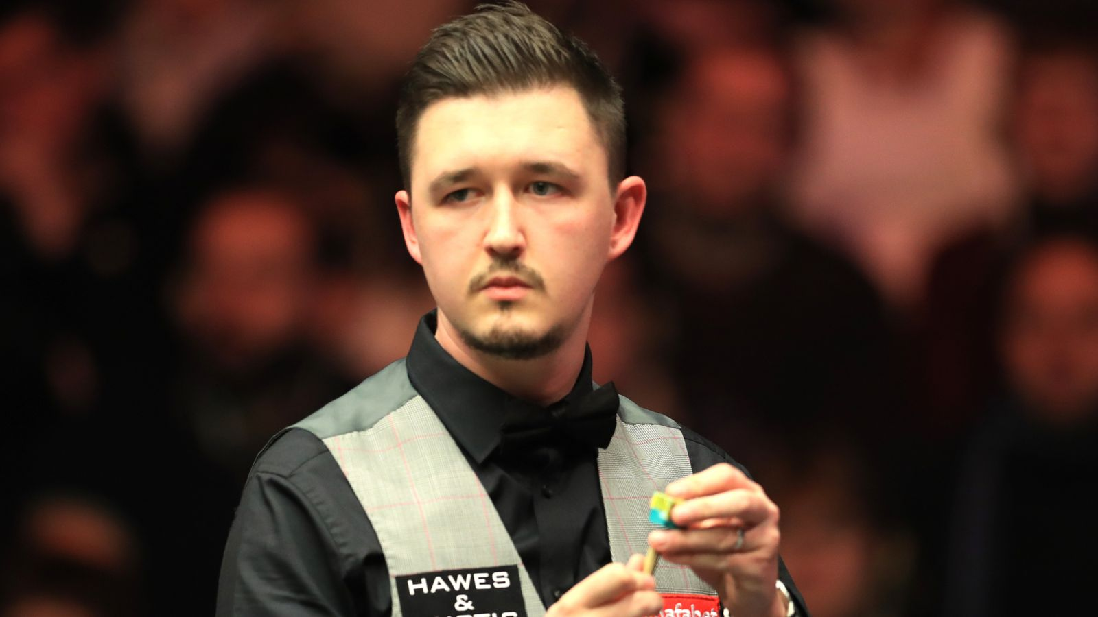 World Snooker Championship: Kyren Wilson has ambitions of returning to Crucible final