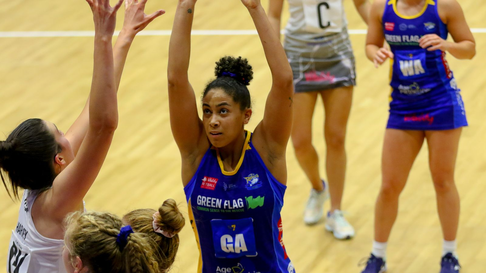 Vitality Netball Superleague: Reaction to Leeds Rhinos' points allocation and play-off confirmation
