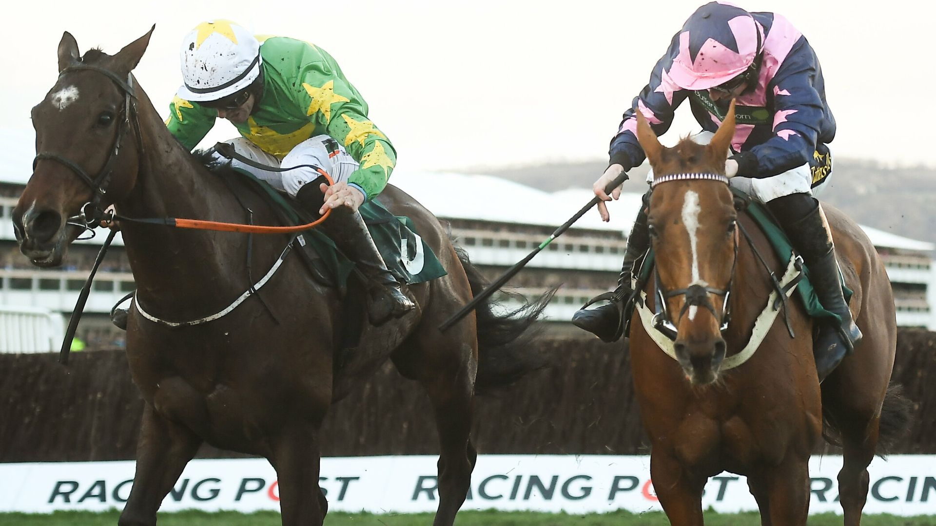 Discorama aiming to realise long-held ambition for Paul Nolan in the Randox Grand National