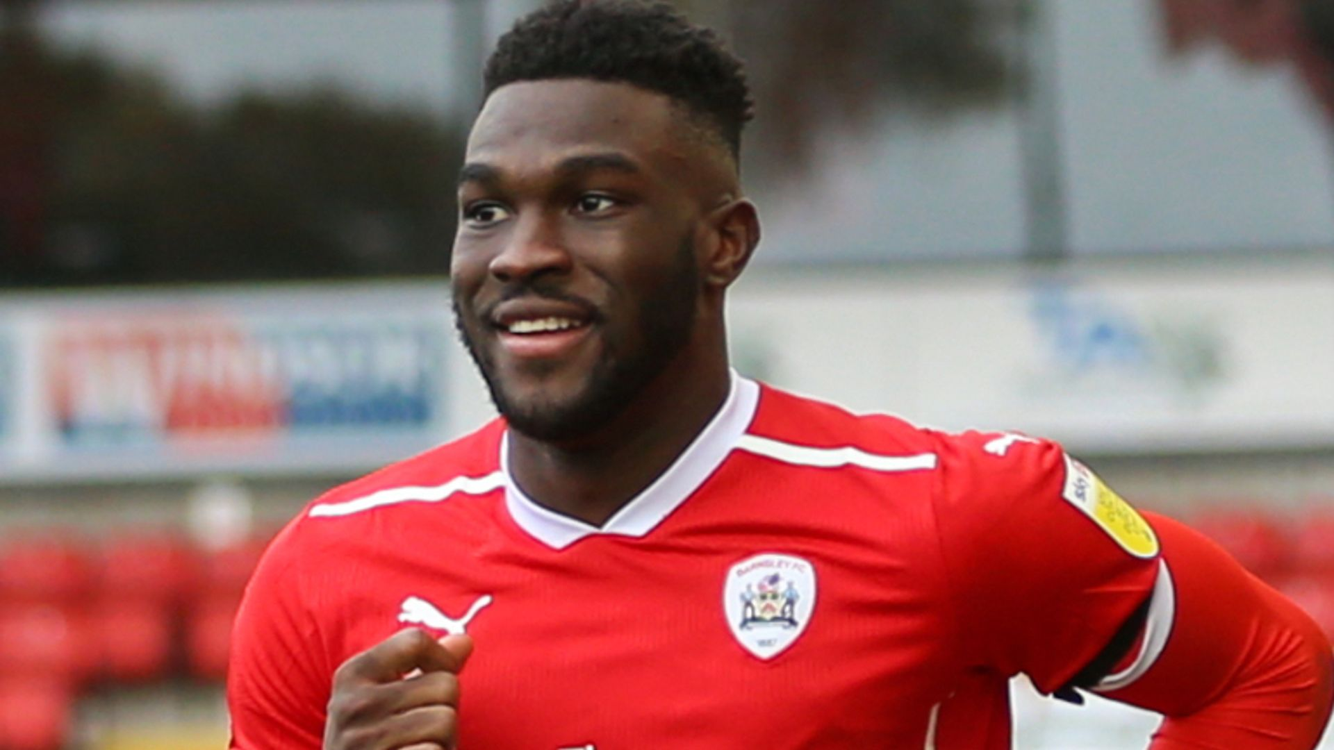 Dike to remain with Barnsley for play-offs