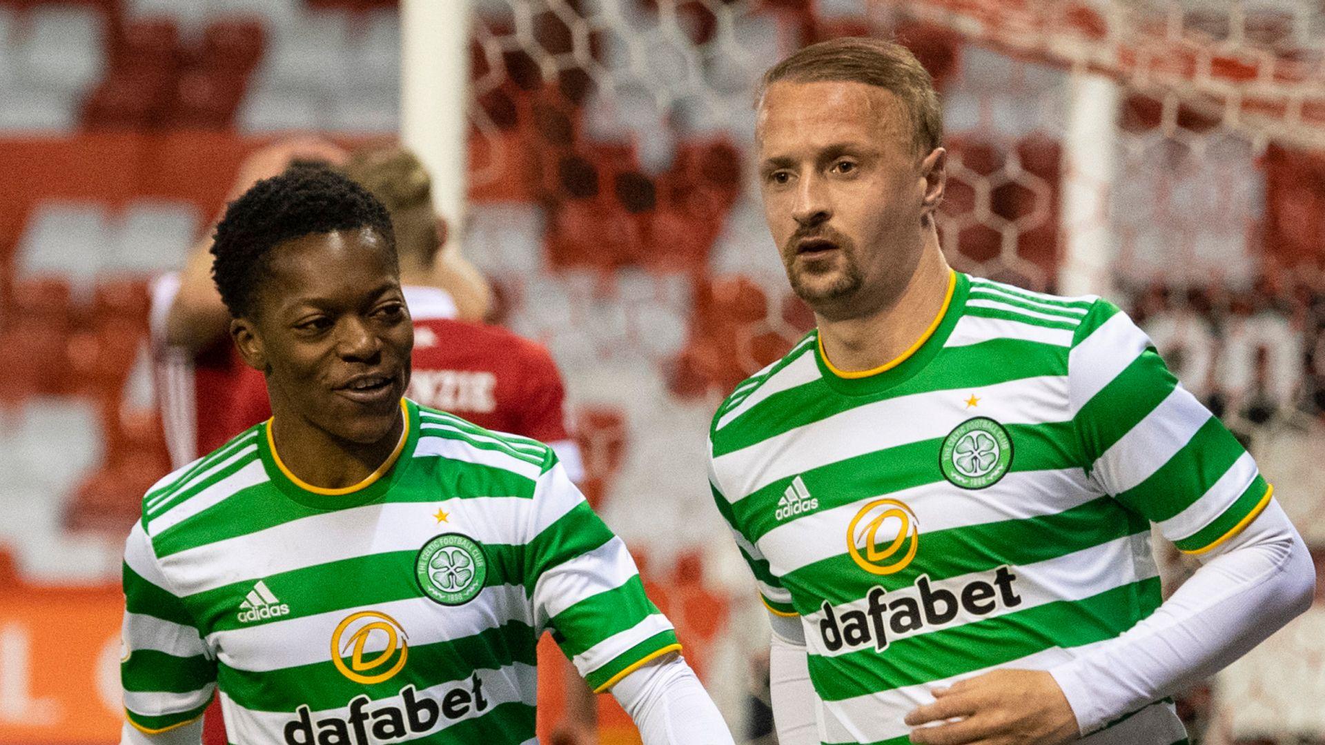 Celtic deny Aberdeen at death
