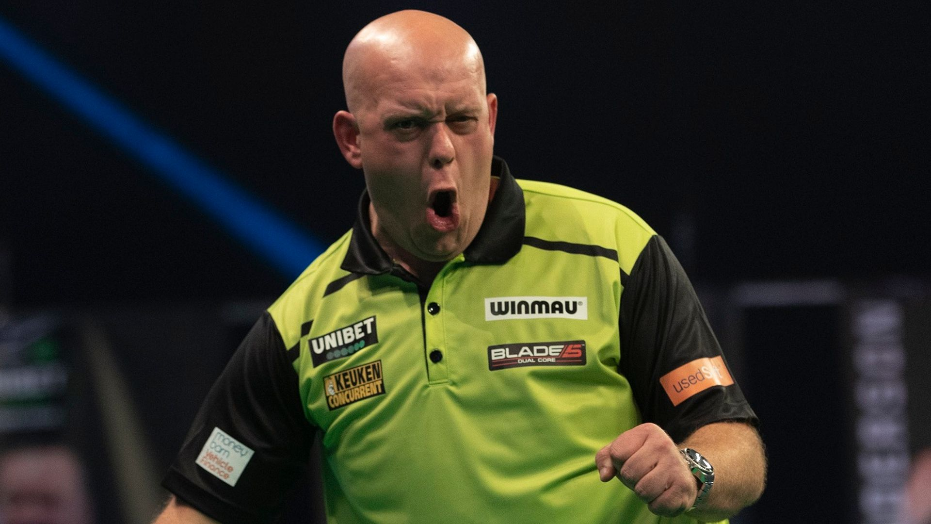 Brilliant MVG seizes control of Premier League