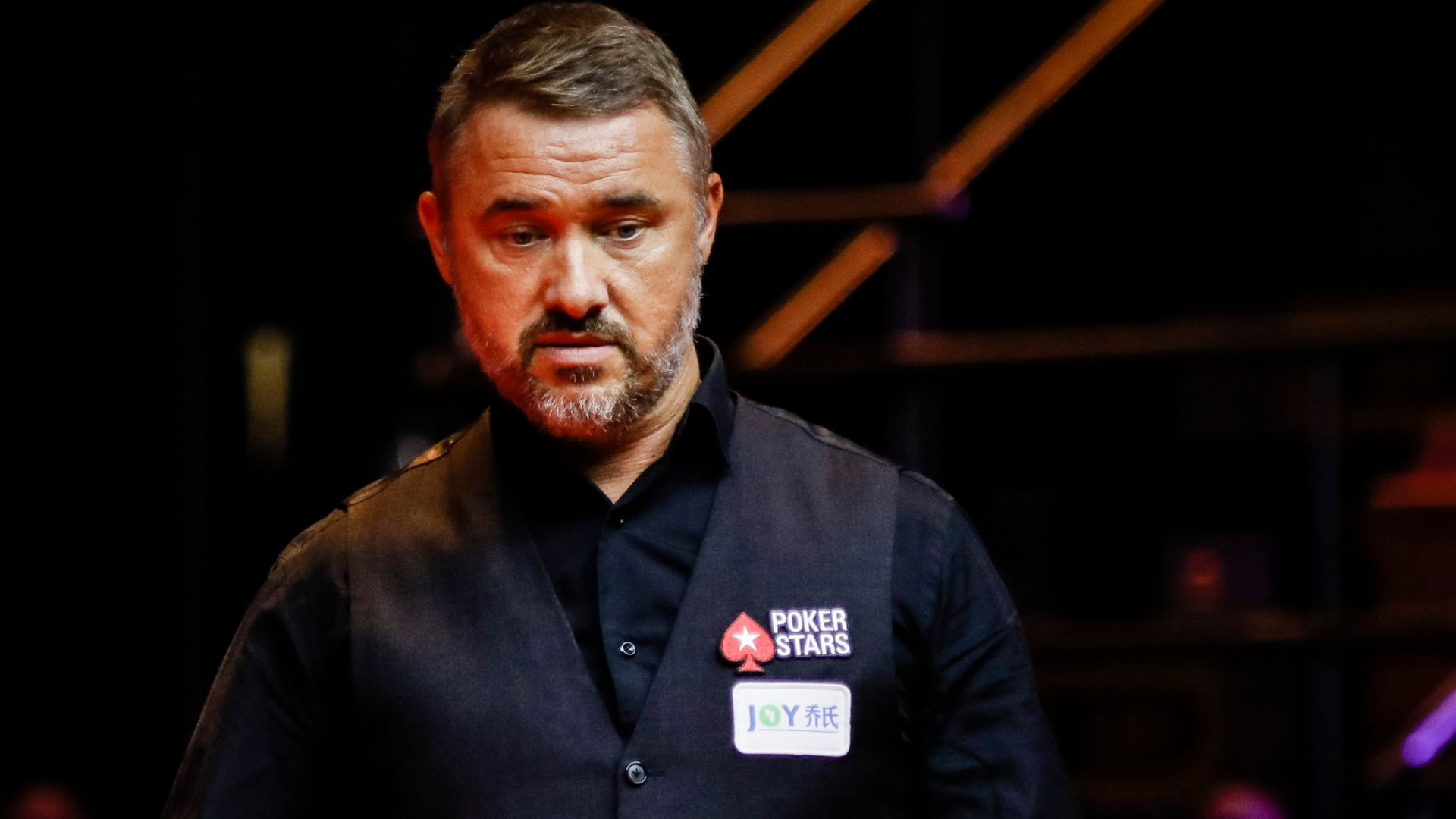 Hendry's Crucible dreams ended in second qualifying round