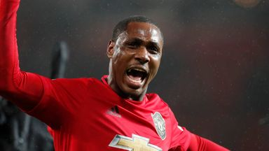 Odion Ighalo says he will always be grateful to Ole Gunnar Solskjaer and everyone at Manchester United