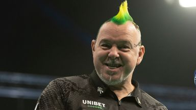 Peter Wright claimed his second Pro Tour title of the year with victory over Luke Humphries (Image: PDC/Lawrence Lustig)