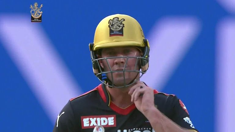 Highlights of Royal Challengers Bangalore's victory over Kolkata Knight Riders in the IPL