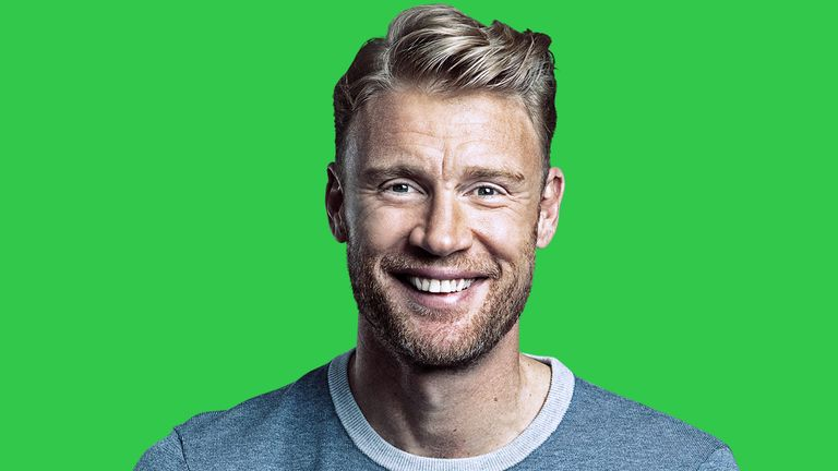 Flintoff, who will be a presenter for Sky Sports during The Hundred, took 400 wickets and scored over 7,000 runs for England