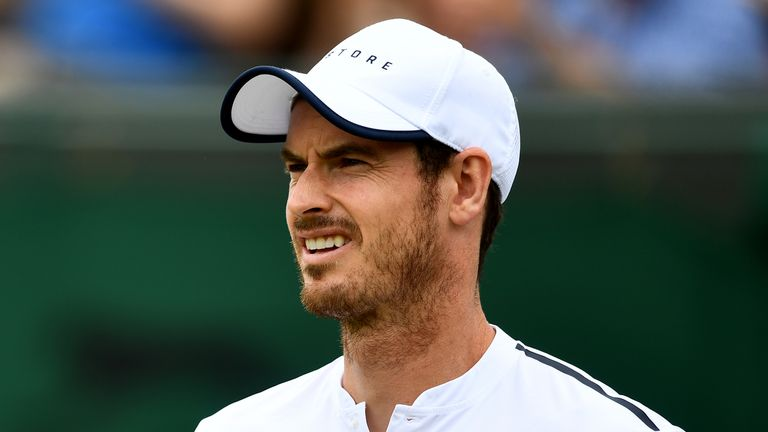 Andy Murray has pulled out of Nottingham Open