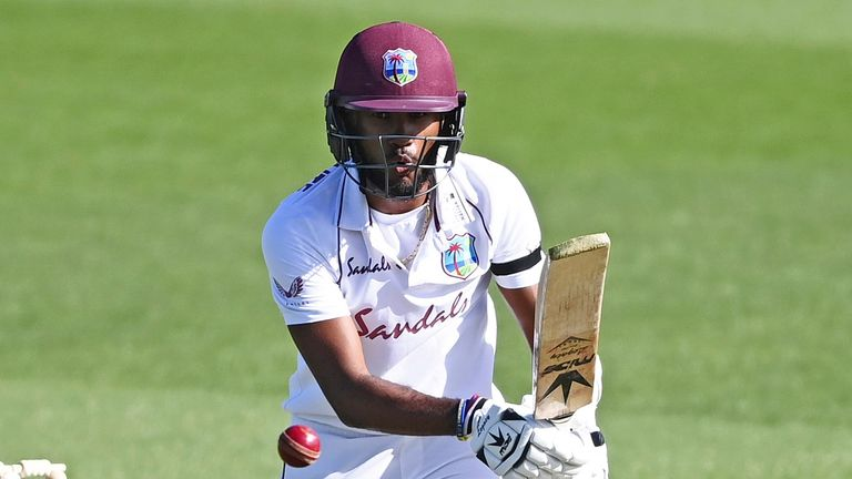 West Indies captain Kraigg Brathwaite will join Gloucestershire for the start of the County Championship season