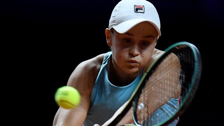 Ashleigh Barty given access to COVID-19 vaccine through WTA Tour initiative |