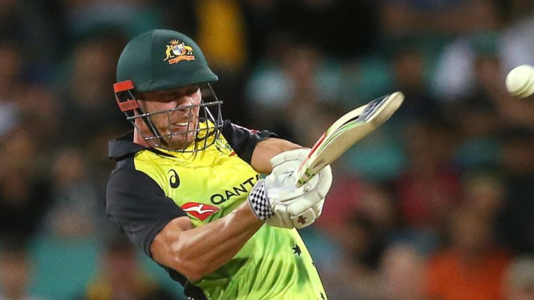 Batsman Chris Lynn has asked Cricket Australia to charter a plane to bring players home