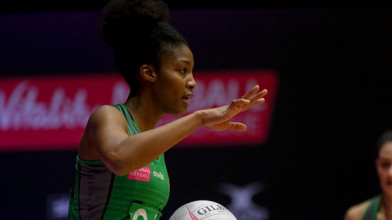 Celtic Dragons put together a complete performance to overcome Surrey Storm (Image Credit - Ben Lumley)