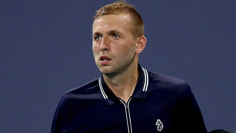 Dan Evans eliminated from the Sardinian Open despite four match points |  Tennis News