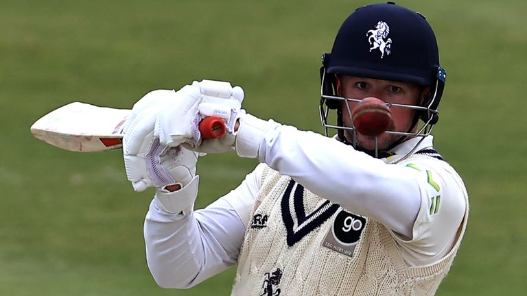 Darren Stevens is the oldest man to score a Championship century since 1986