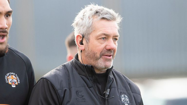 Daryl Powell will succeed Price as Warrington coach