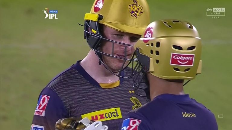 England white-ball captain Eoin Morgan has lead Kolkata Knight Riders in this year's IPL