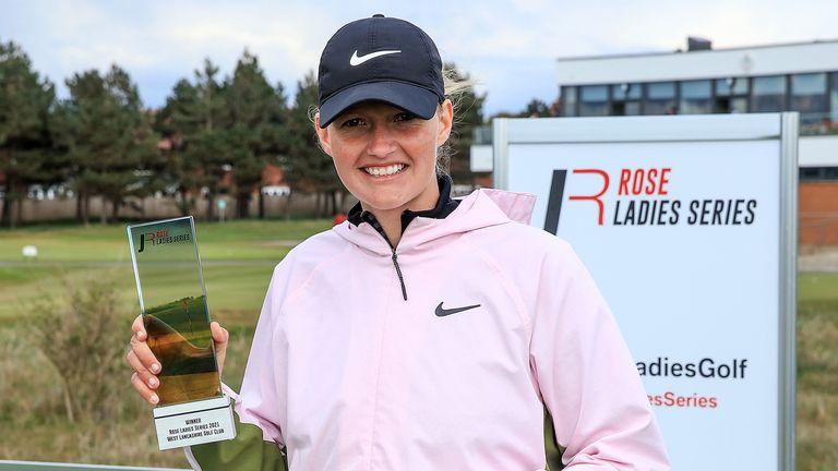 Gabriella Cowley won the £10,000 first prize