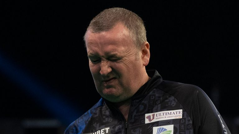 Premier League Darts 2021: Glen Durrant desperately searching for a return to