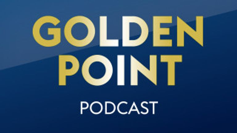 Listen to the Golden Point Podcast