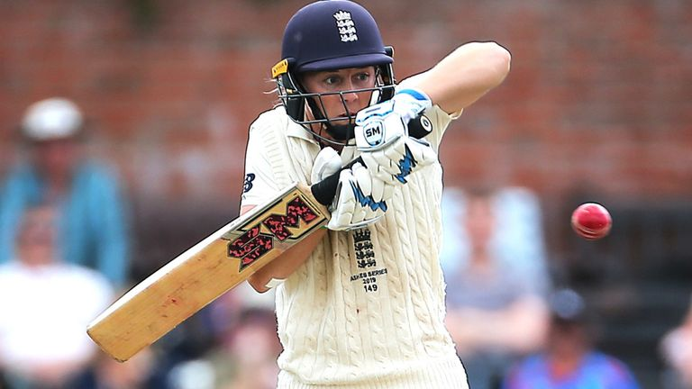 Captain Knight of England is one hundred and fifty-one years old in seven tests so far
