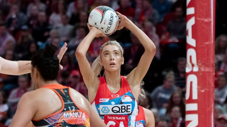 Helen Housby is set for a new domestic season in Australia and doesn't see herself leaving the country any time soon